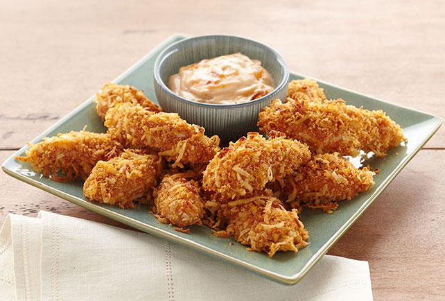 Crispy Coconut Chicken Recipe