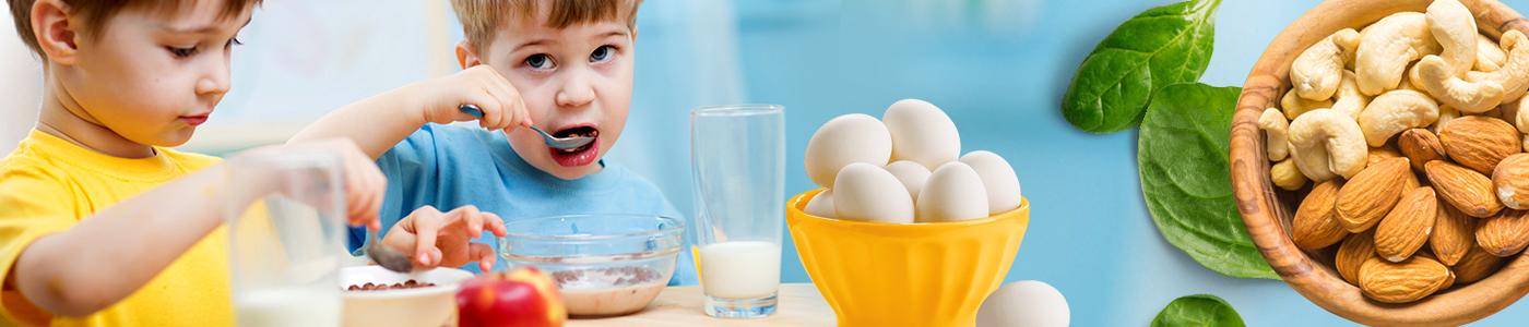 Diet for Growing Children