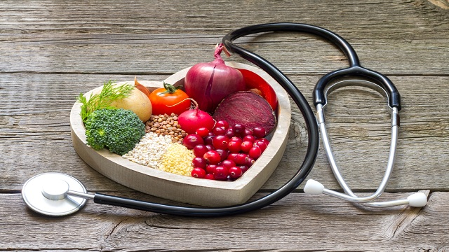 improved heart condition | benefits of organic foods