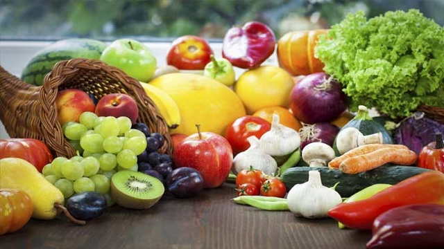 Fruits and vegetables | nutrition for athletes