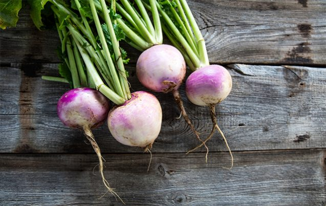 Turnip Greens | foods rich in Vitamin K