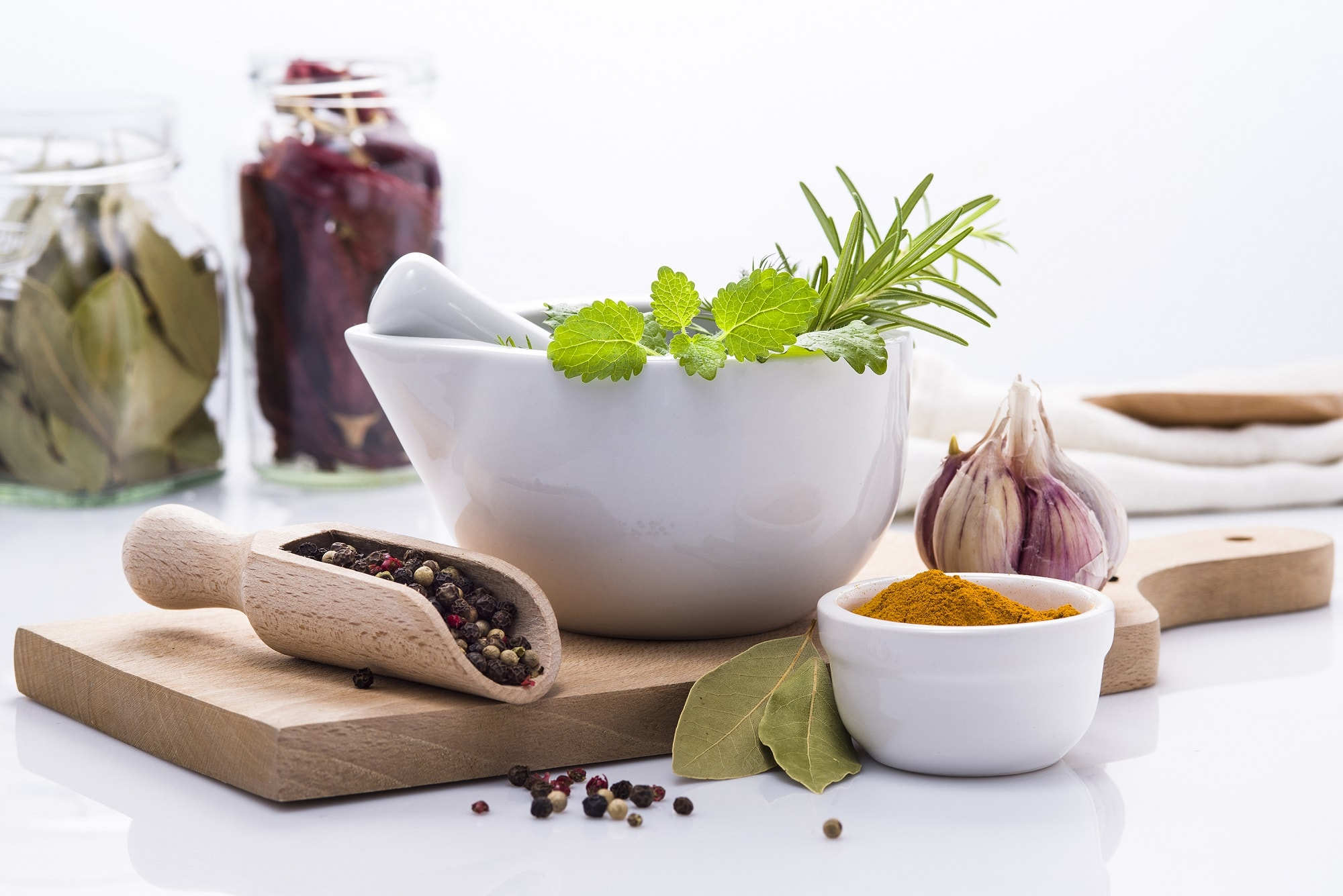 Essential Herbs to Prolong Immune System in Winters