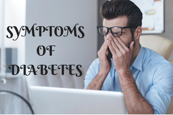 7 Symptoms of Diabetes that You Shouldn't Ignore!