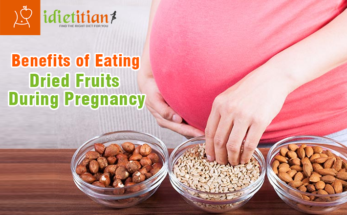 Are You Including Dry Fruits in Your Pregnancy Diet?