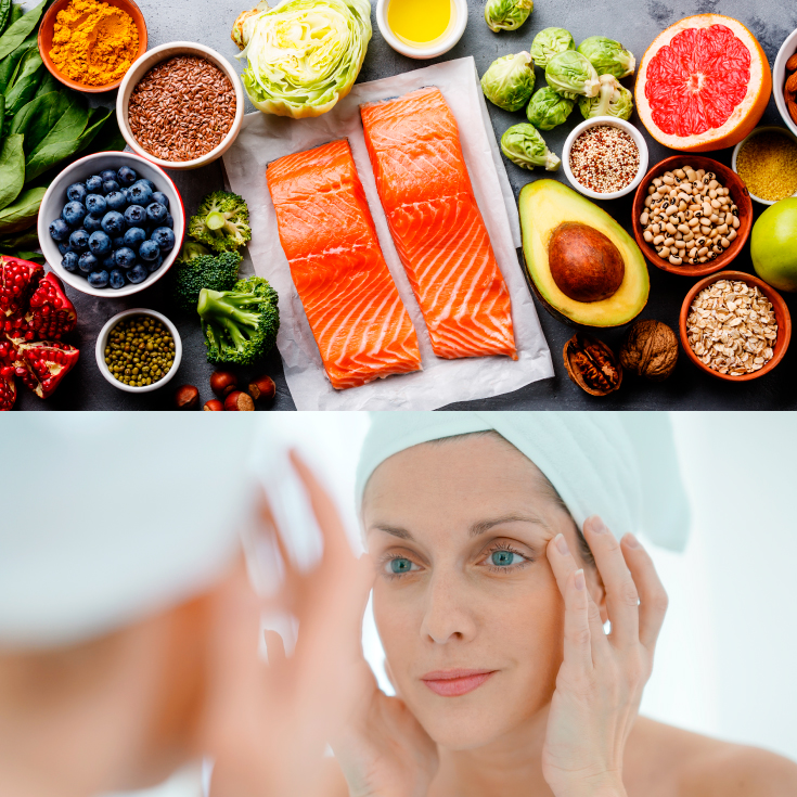 healthy habits for glowing skin