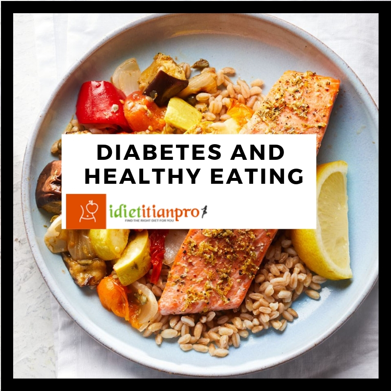 Control Diabetes with 6 Healthy Foods