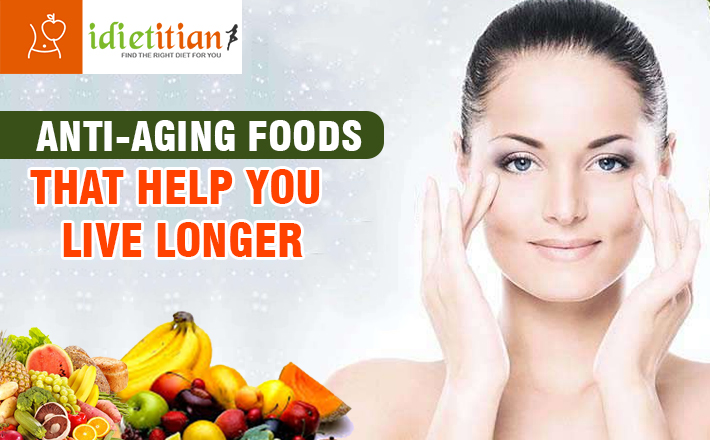 Delay the Major Signs of Aging With These Foods!