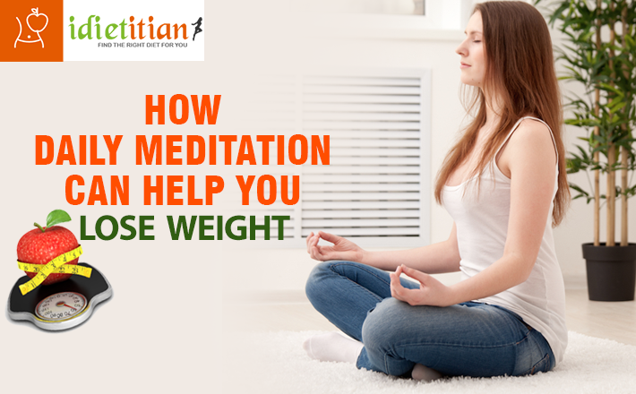 Belly Fat Reduction With Mindfulness Meditation